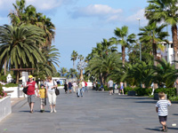 The Promenade of Puerto de la Cruz