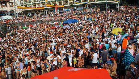 Fiesta del Carmen Tenerife