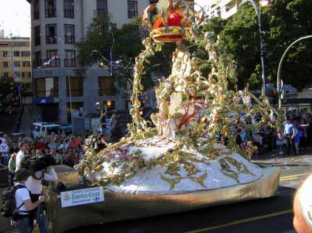 Santa Cruz´s Carnival